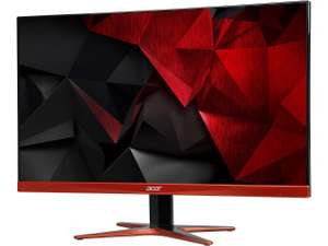 "Acer XG270HU Red 27"", 1ms, 144HZ, WQHD 2560x1440, AMD FreeSync, Widescreen LED Backlight LCD Monitor"