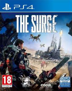 The Surge kostenlos im PS Store