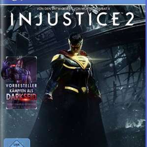 [Amazon] Injustice 2 PS4