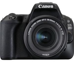 Canon EOS 200D Amazon Cybermonday Week