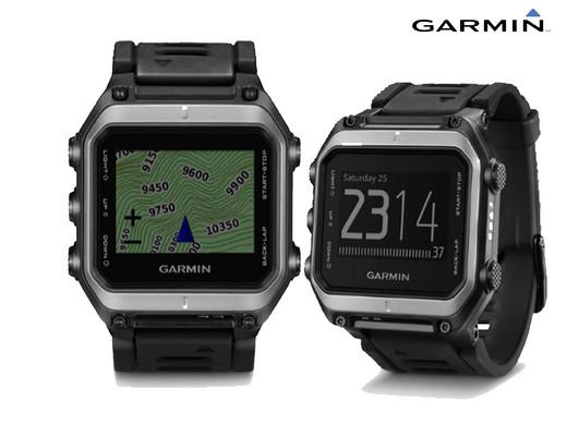 Garmin Epix GPS-Multisportuhr mit 16 Wochen Akkulaufzeit