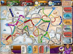 "[ Android ] ( Google PlayStore ) Spiel: ""Ticket to Ride"""