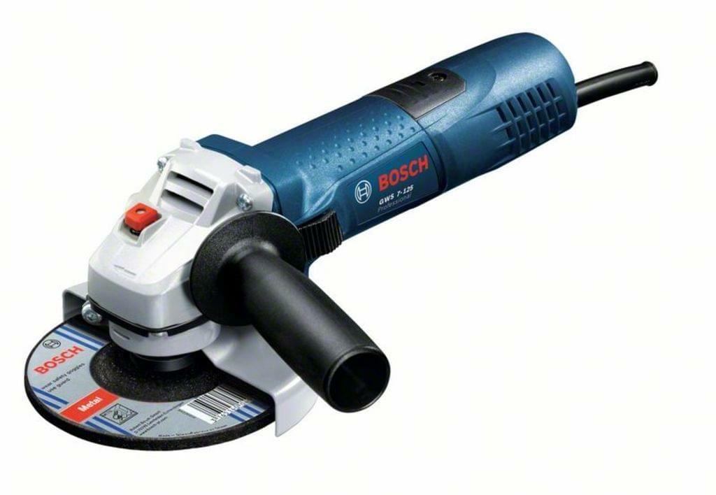 Bosch GWS 7-125 720 Watt 125 mm Winkelschleifer für 42€ [Real]