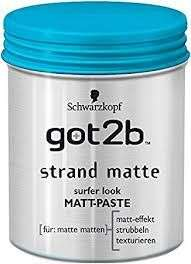 Got2b strand matt paste 6er pack