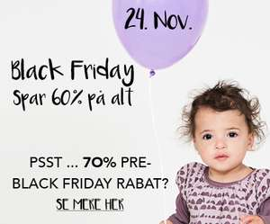 Phister und Philina Black Friday 60 % auf Alles am 24.11.2017, 70 % Pre-Black Friday mit Newsletteranmeldung
