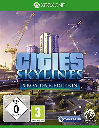 Cities Skylines Xbox One und PS4 für 24,99 EUR