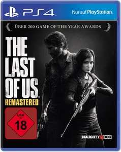 [Lokal euronics  Stadtlohn] The Last of Us: Remastered (PS4)
