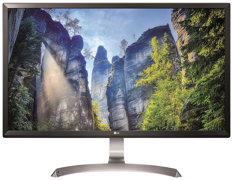 """[amazon.it] LG 27UD59 4K 27"""" IPS-Panel 3840x2160 FreeSync 60Hz"""