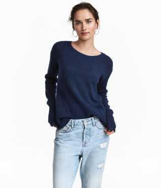 H&M Bis zu 50% Rabatt auf Strick & Pullover - Nur Heute - Kostenloser Versand möglich