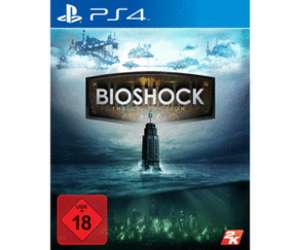 Bioshock: The Collection (PS4) für 14,99€, (XBOX One) für 15,99€ [Gamestop]