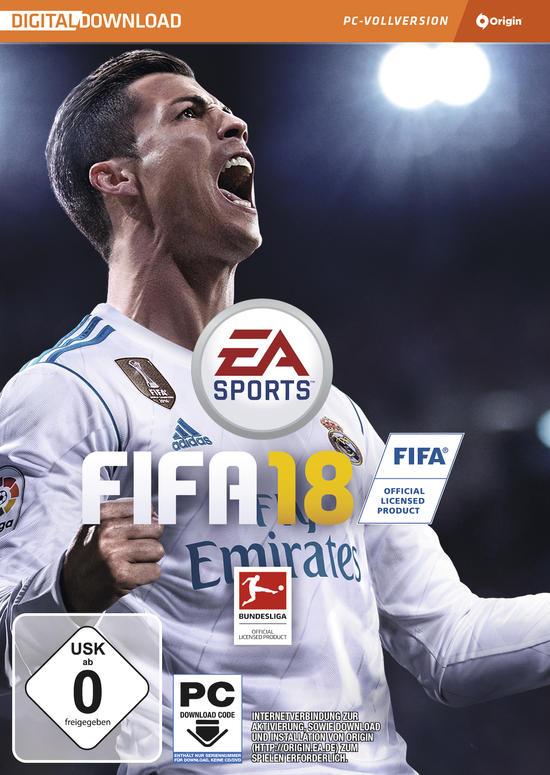 Fifa 18 PC Digital Download