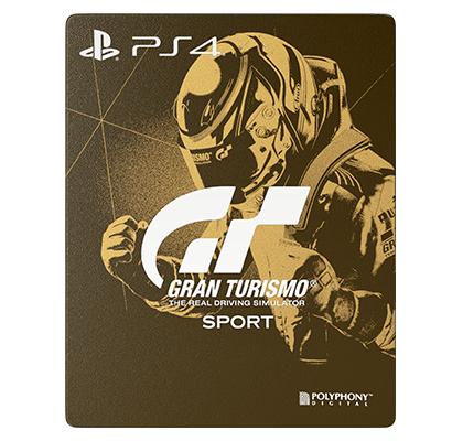 Gran Turismo Sport Special Edition Steelbook PS4; Expert; Lokal: Lehrte