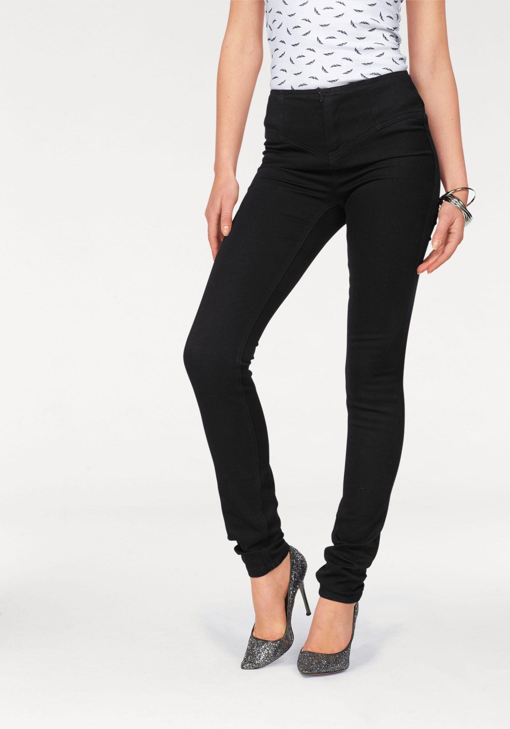 Nur heute: Arizona Skinny-fit-Jeans 50% reduziert