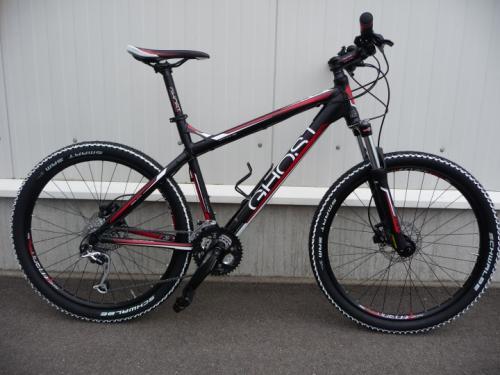 Fahrräder mit kleinen Lackschäden von CUBE, GHOST und SCOTT ab 319,00 Euro