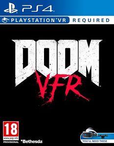 Doom VFR ***PRE-ORDER ITEM*** Release Date: 01/12/2017 PS4 VR inkl. Versand