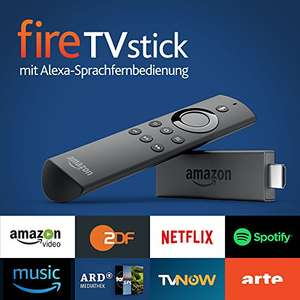 Fire TV Stick mit Alexa-Sprachfernbedienung ab 22.11. [Amazon Cyber Monday]