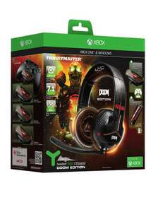 [coolshop]Thrustmaster Y-350X 7.1 Powered Gaming Headset - DOOM Edition (xbox/win10) UPDATE : AUSVERKAUFT
