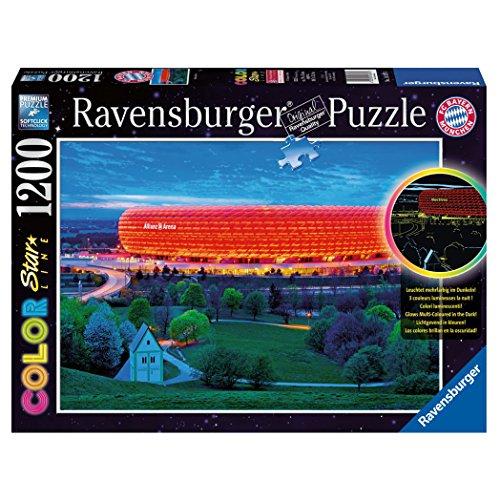 [Amazon] Ravensburger 16187 - Allianz Arena Leuchtpuzzle