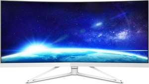 "Philips 349X7FJEW UWQHD 100hz Free-Sync 34"" Curved"