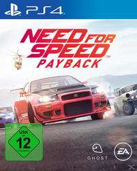 Need for Speed Payback für PS4 für 47,98 Euro (inkl. Versand)