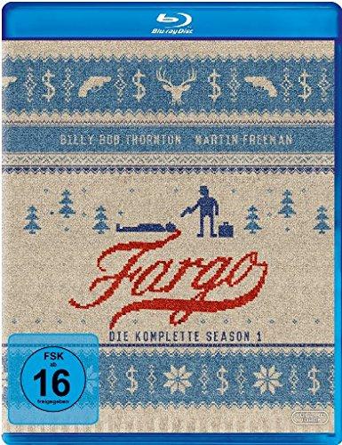 Amazon: Fargo Staffel 1 Bluray bis 15:30 Uhr für 10,21€