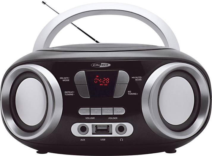 Caliber HBM425BT für 19,99€ - Radio mit UKW, AUX, Bluetooth, USB
