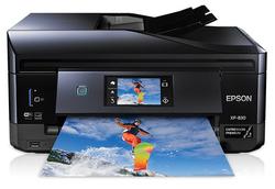 [Expert] Epson Expression Premium XP-830 Tintenstrahl-Multifunktionsdrucker (Scanner, Kopieren, Fax) schwarz Duplex