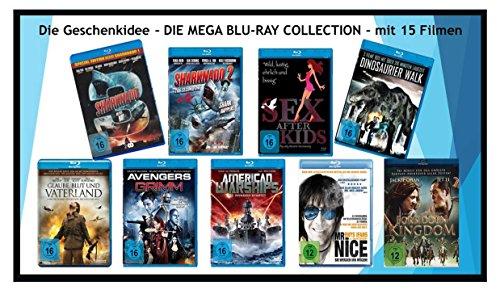 Mega Blu-ray Collection mit 15 Filmen für 19,97, effektiv 1,33 Pro Stück