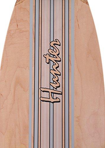"""Longboards Hunter III Longboard 44"""" x 9"""" Complete"""