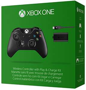 Xbox One Wireless Controller + Play & Charge Kit (Vorbestellung)