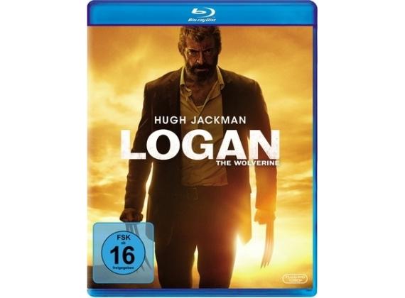 Logan - Blu Ray Dodax und Amazon Angebot