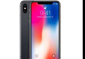 iPhone X 64GB mit Vodafone Young L GigaKombi mit 16 GB LTE