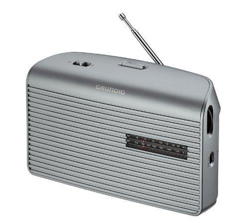 [Amazon] Grundig Music 60, empfangsstarkes Radio im modernen Design, silver (als WHD 16,53€ Zustand gut)