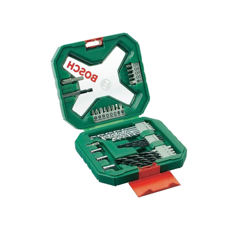 Bosch 34tlg. X-Line Classic Bohrer und Schrauber Set (Weitere Artikel)  [Amazon Prime]