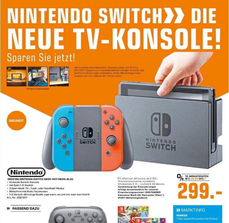 Nintendo Switch + (Lokal/Paderborn)