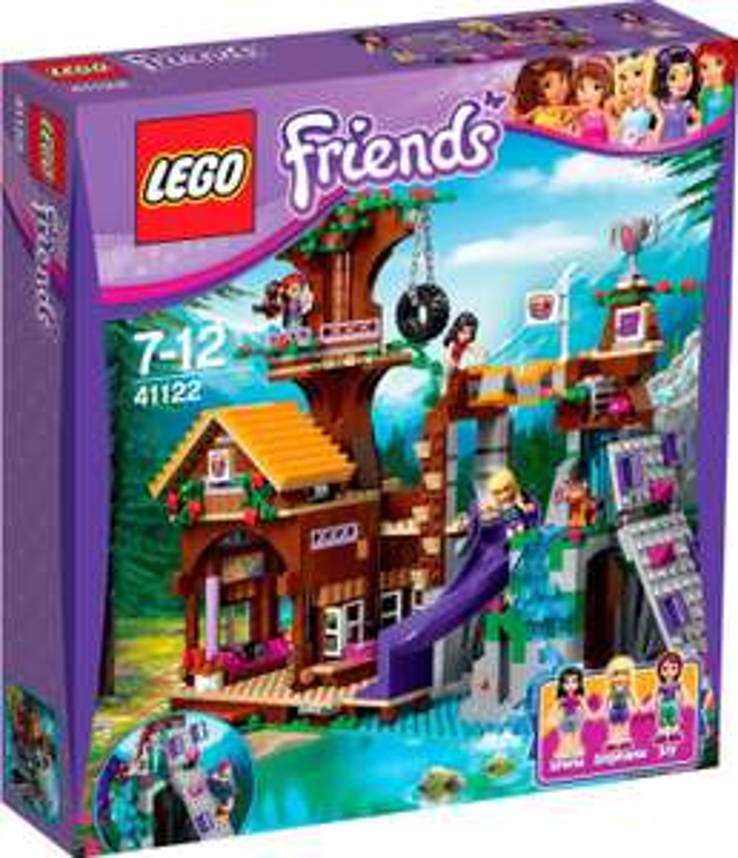 [Action] Lego Friends Abenteuercamp Baumhaus 41122 für nur 39,95€