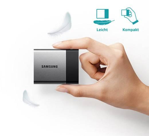 Samsung Portable SSD T3 mit 1TB für 289€ (Conrad)