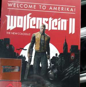 Wolfenstein 2 *Sale Pc