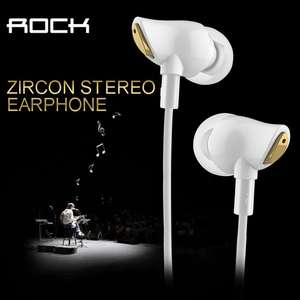Original Rock Zircon Stereo  In Ear Kopfhörer - Aliexpress