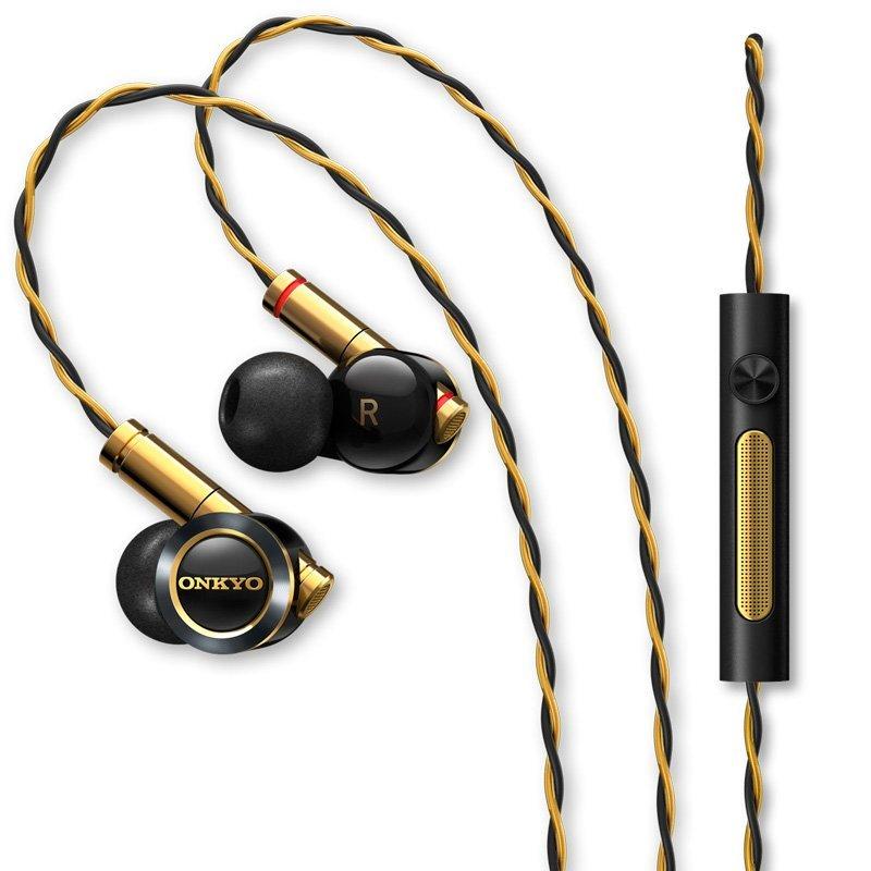 Onkyo E900MB HiRes In-Ear Kopfhörer Warehousedeals Zustand:sehr gut