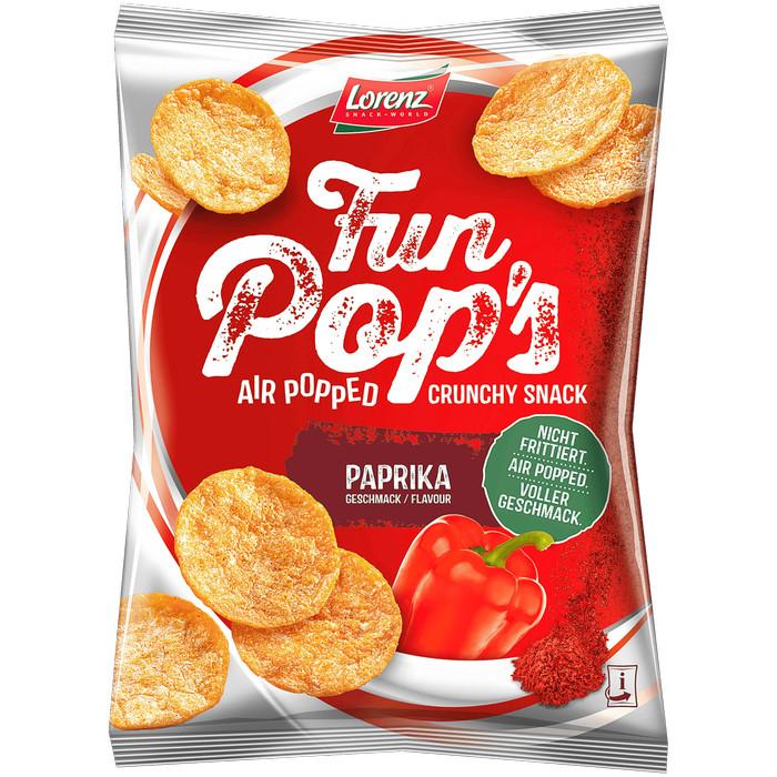 [Rewe Lieferservice] Lorenz Fun Pop's Paprika 85g für 1,11€ statt 1,99€
