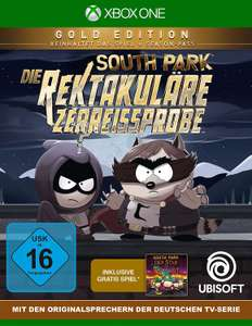 South Park: Die rektakuläre Zerreißprobe Gold Edition (Xbox One & PS4) für je 51,83€ (Ubisoft Shop)