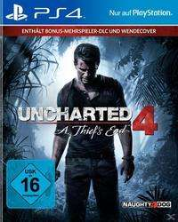 Uncharted 4: A Thief's End - Standard Plus Edition