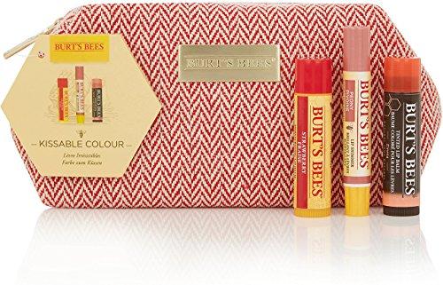 wieder verfügbar : Amazon Plus Produkt Burt's Bees Lippenpflege-Set, 1er Pack (1 x 3 Stück)
