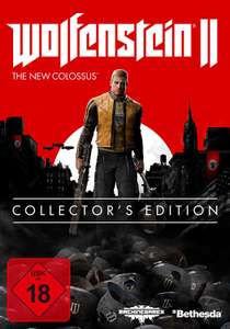 Wolfenstein II: The New Colossus - Collector's Edition [PC/PS4/XOne] für 49€