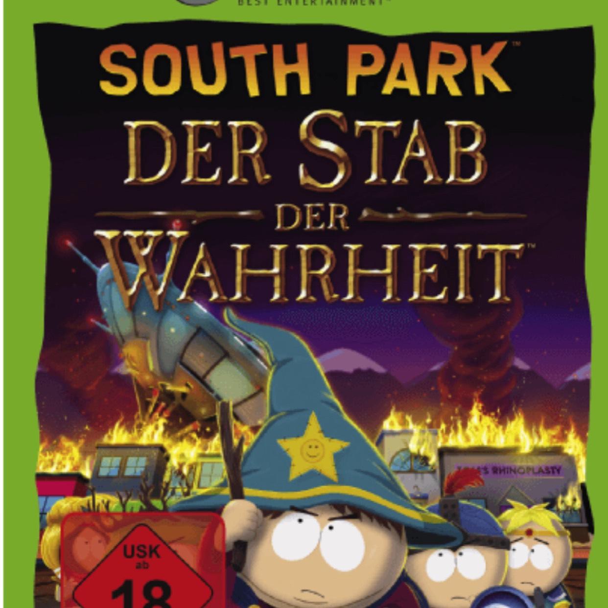 South Park: Der Stab der Wahrheit [PC]