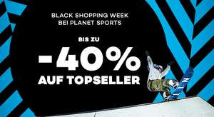 Planet Sports - BLACK SHOPPING WEEK