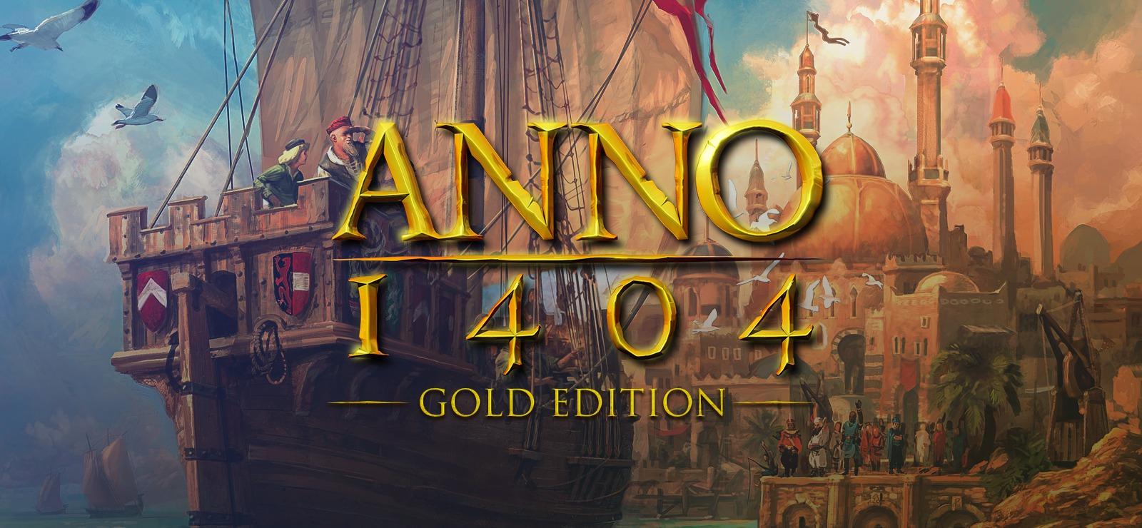 [GoG]Anno 1404 Königs Edition für 3,09 Euro