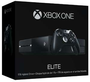 XBOX One Elite Amazon WHD
