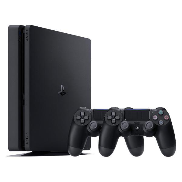Playstation 4 Slim + 2. Wireless Controller für 153,68€ (Schweiz)